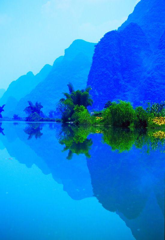 china lee river