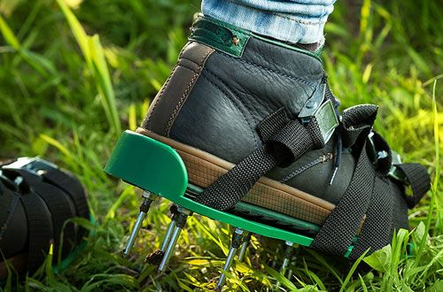 Top 10 Best Lawn Aerator Shoes Reviews In 2020 Aerate Lawn Aerator Healthy Grass