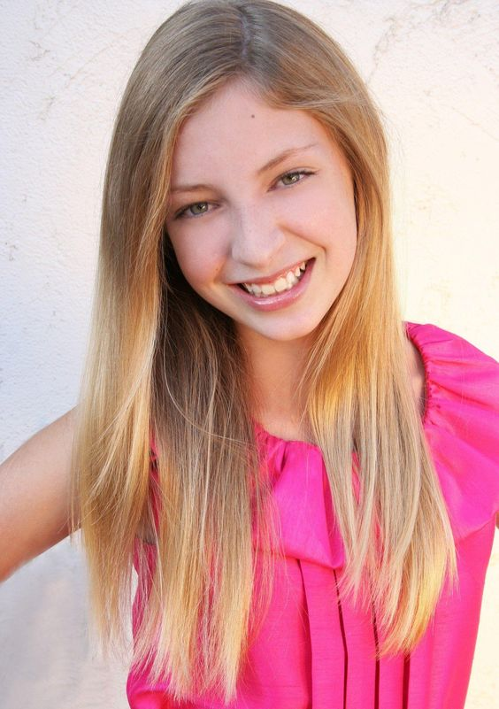 Ashley Berry Internationally Recognized 13 Year Old Anti: TEENAGERS & YOUNG ADULTS: Age 13, Female