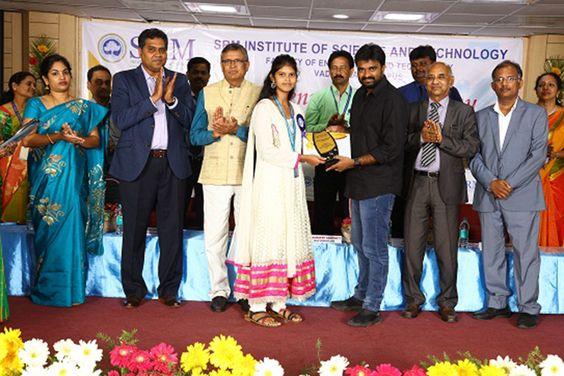 SRMIST, Vadapalani Campus celeberated the Decennial Annual day!!