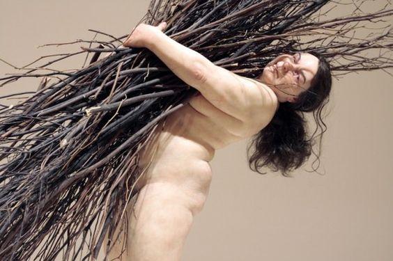Ron Mueck - Esculturas hiper-realistas