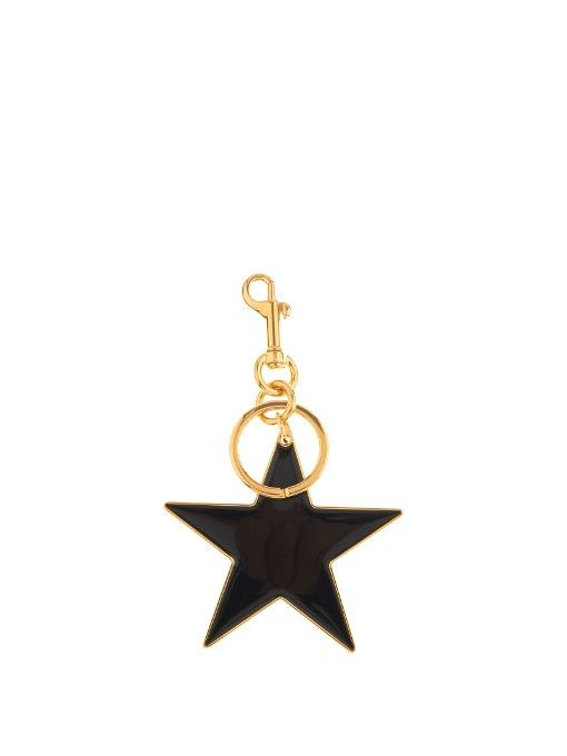 STELLA MCCARTNEY Star Key Ring. #stellamccartney #bags # #