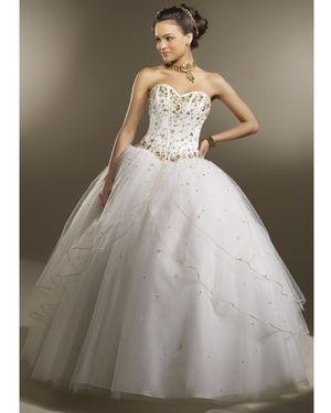 White Cotillion Dresses - Dress Xy