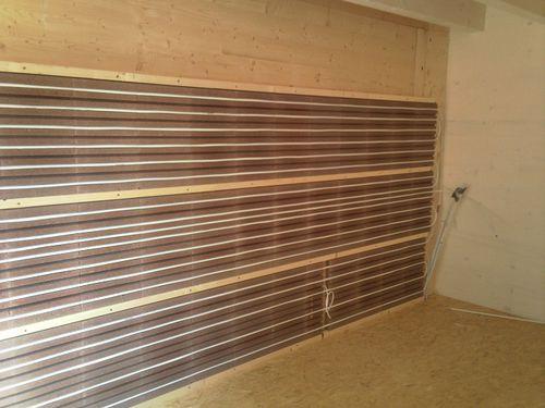Isolant thermique / en panneau / en fibre de bois / pour plancher chauffant LITHOTHERM NORDTEX SRL