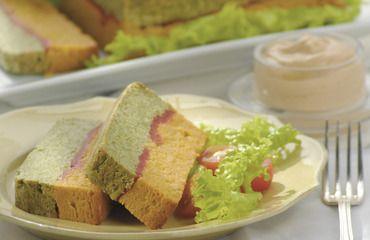 Terrina de brócoli y calabaza >>>> http://www.srecepty.es/terrina-de-brocoli-y-calabaza