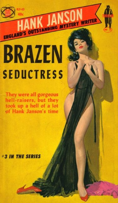 Brazen Seductress
