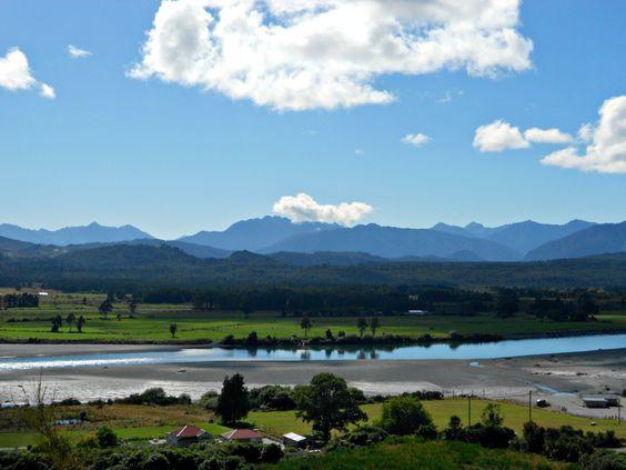 Camping Neuseeland - Neuseeland Reisen mit Wohnmobi l- Neuseeland Rundreise Wohnmobil