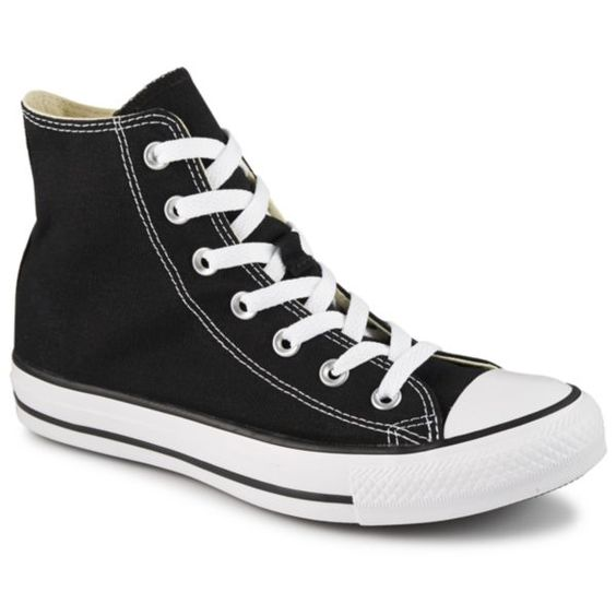 A true original, the Converse Chuck Taylor® All Star® high-top women's shoe is blacktop inspired and relentlessly cool