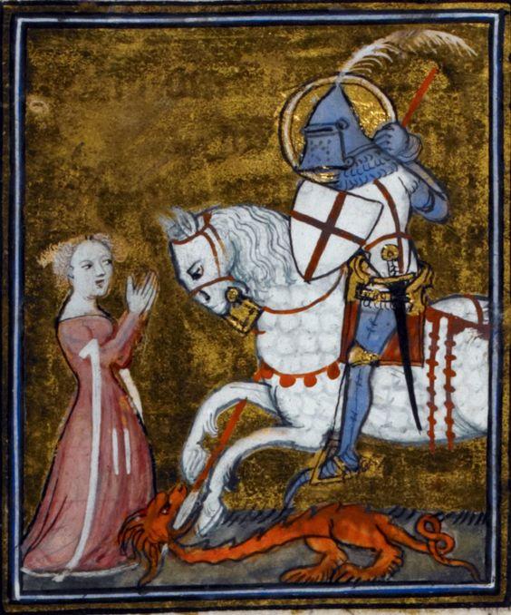 BL Royal 19 B XVII - Legenda aurea  Folio:109 Location:Paris, France Dating:1382 Institution:Bodleian Library