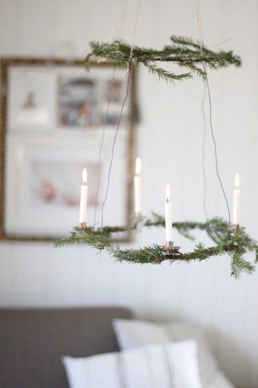 Skandinavische weihnachten, kronleuchter and weihnachten on pinterest