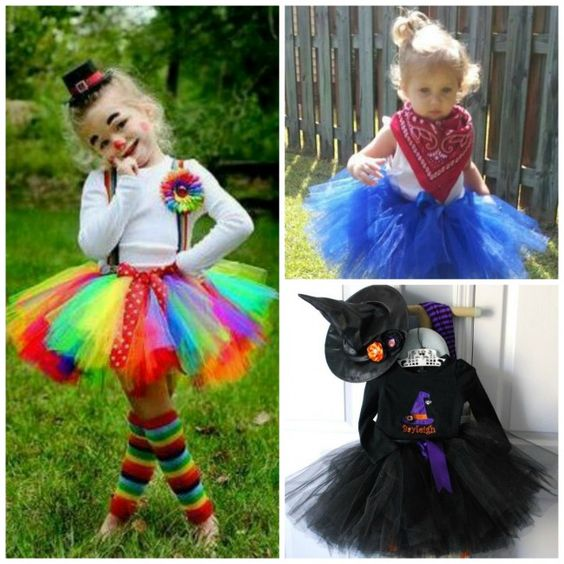 Halloween Costume Ideas 12 Tutu Cute Ideas. That clown is ADORBS. Do I