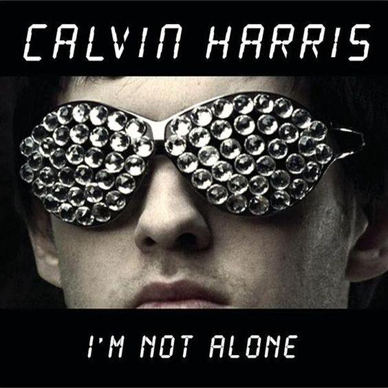 Calvin Harris – I'm Not Alone acapella