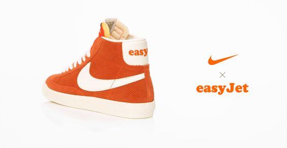Nike Airline (easyJet) — Marco Lemcke