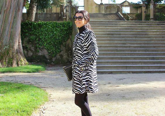 Estilo Hedónico: O prazer de ter estilo com.. animal print!!