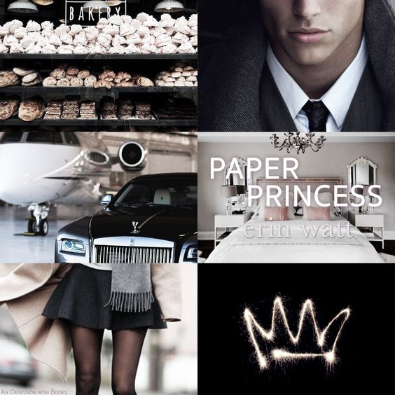 Paper Princess (The Royals #1) by Erin Watt: