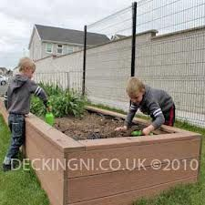raised flower beds - Google Search