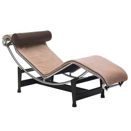 Chaise Longue Le Corbusier Chaise Longue Chaise Cadeiras De Leitura