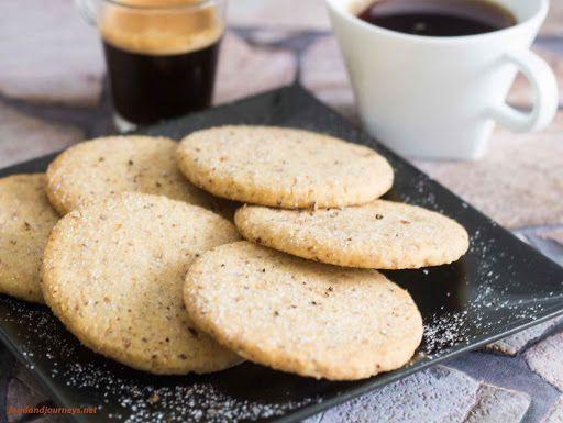 Swedish Hazelnut Cardamom Cookies Recipe Yummly Recipe Cardamom Cookies Recipe Cardamom Cookies Hazelnut Cookies
