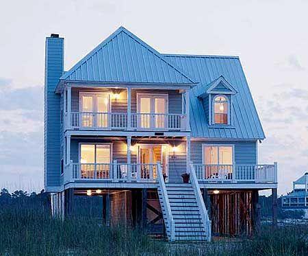 Plan 60050rc beach home plan perfection pinterest for Narrow beach house plans