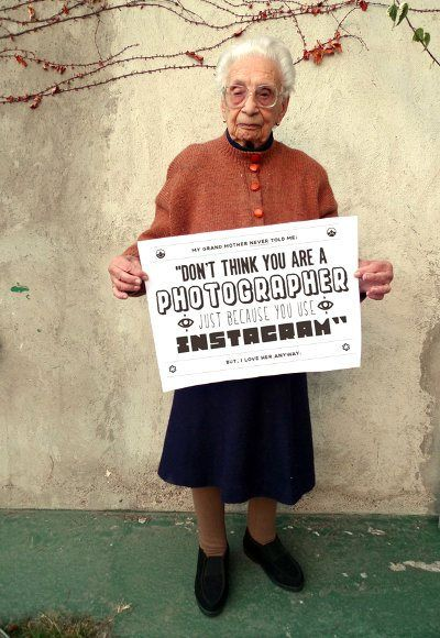 Grandmother's Tips on Social Media - Chacho Puebla