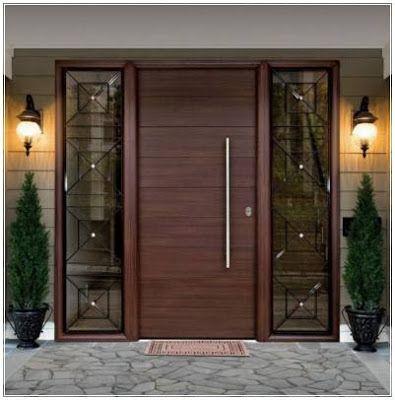 Tahun 2020 Model Pintu Rumah Minimalis 2 Pintu Terbaru ...
