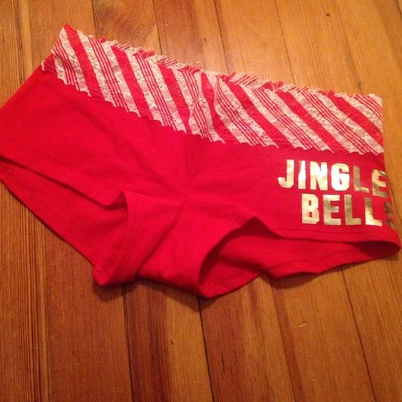 NWT Victoria's Secret underwear NWT Christmas themed Victoria's Secret Intimates & Sleepwear Panties