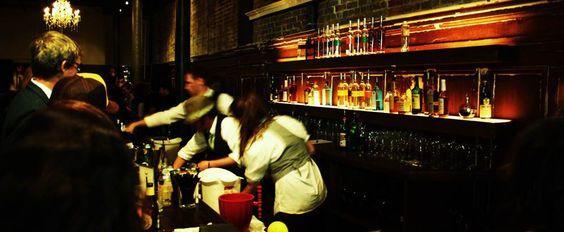 The Burritt Room (+ Tavern!)