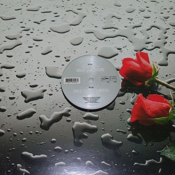 Bob Sinclar – Darlin' (single cover art)