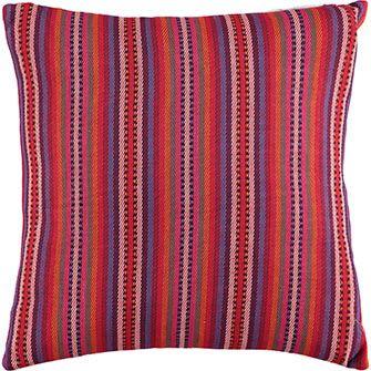 Woven Square Cushion 45cm x 45cm
