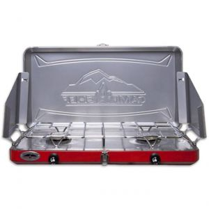 Camp Chef Mountain Series Sierra 2 Burner Stove | Camp Cookware & Accessories