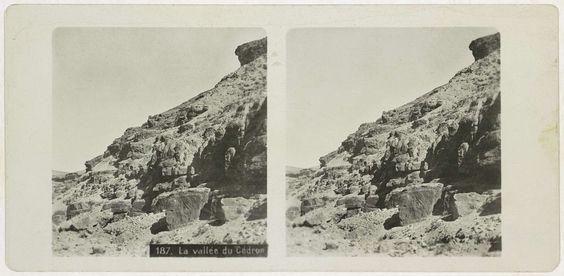 De Wereld-Toerist   La vallee du Cedron, De Wereld-Toerist, 1900 - 1940  