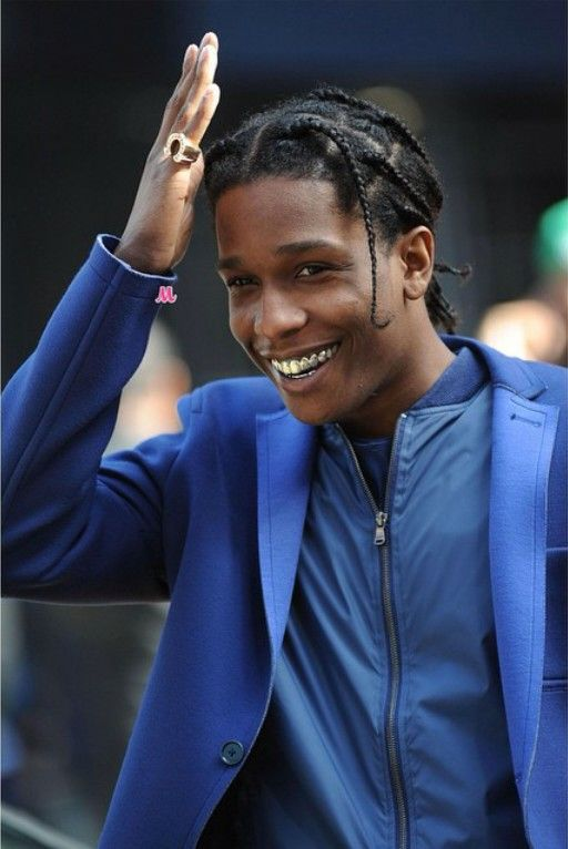 Asap Rocky Hair Hair Pinterest Asap Rocky Aap Rocky And