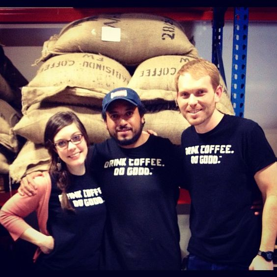 Drink Coffee. Do Good. t-shirts!