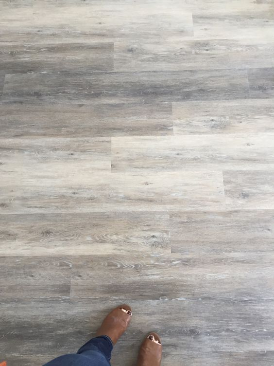 My next floor can be installed over tile engineered for Edgewater oak luxury vinyl plank