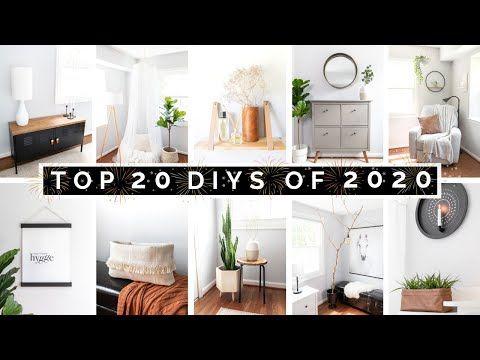 Top 20 Diy Home Decor Ikea Hacks Of 2020 Affordable Aesthetic 2021 Diy Decor Inspiration Youtube Home Decor Home Diy Diy Home Decor