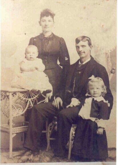 Great Great Grandparents