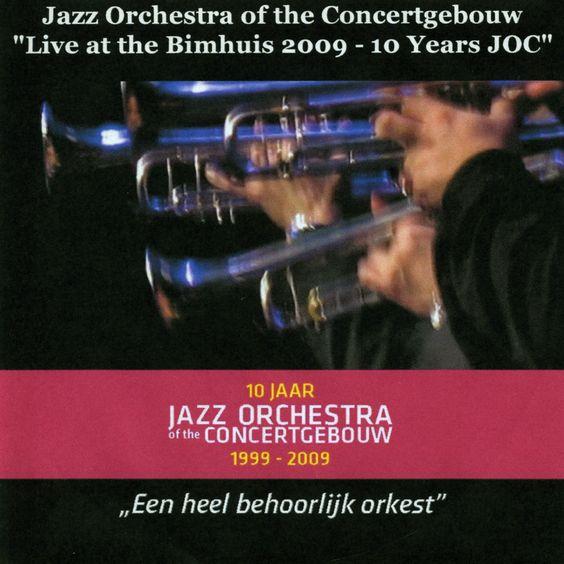 """""""Shufflebug Shuffle"""" - Jazz Orchestra of the Concertgebouw"""