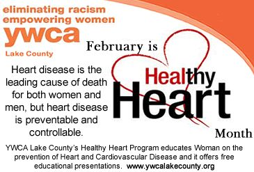 February is Heart Health Month February is Heart Health Month. Heart disease is the No. 1 killer of women. Learn the risk factors and symptoms
