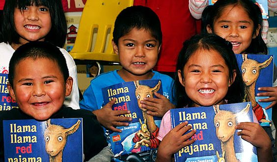 Read a free children's book online today and help LitWorld provide books to the families of the Navajo Nation. For every book you read between now and January in support of LitWorld's Navajo Nation campaign, We Give Books will donate one book to help LitWorld's effort to supply every family on the Navajo Nation with books to read together.