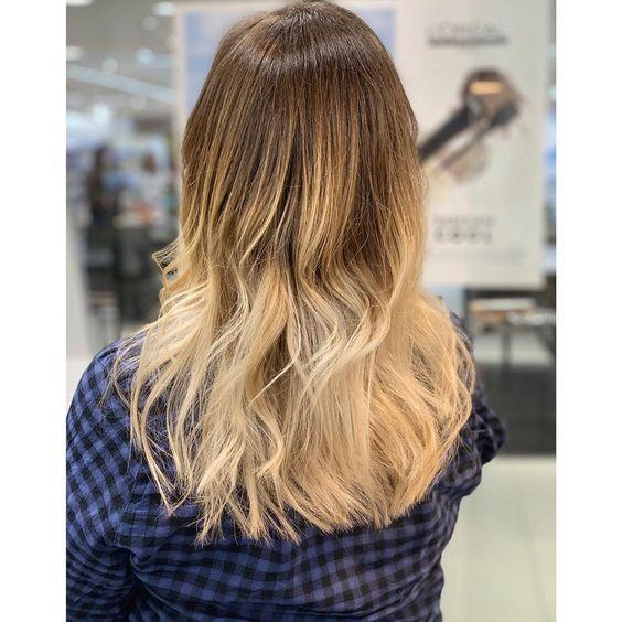 Ombrehair Haircolor Instagram Ingrid Sarrailh Coiffure