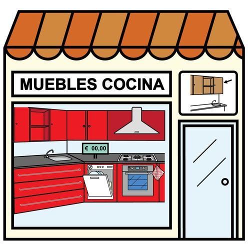 Pictogramas ARASAAC - Tienda de muebles de cocina ...