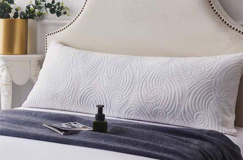 Top 10 Best Custom Memory Foam Full Body Pillows Reviews In 2020
