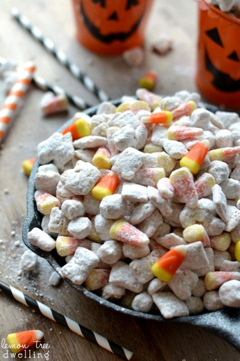31 Candy Corn Inspired Recipes for Halloween - Scrapality