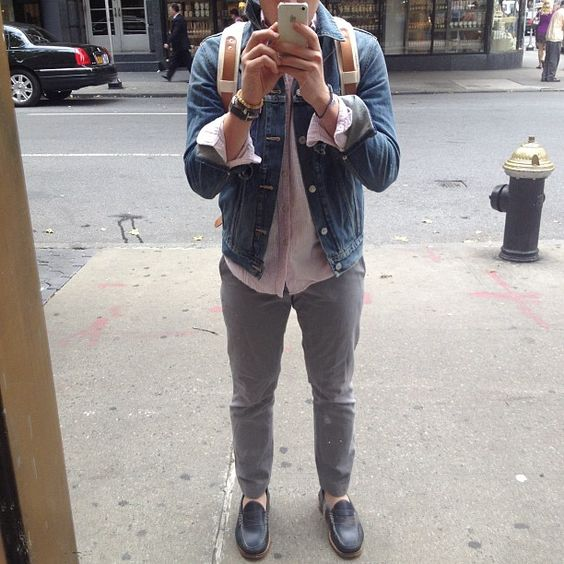 @dillon burke from Thread & Salt rocking his @ClubMonaco threads! #YouBoughtIt