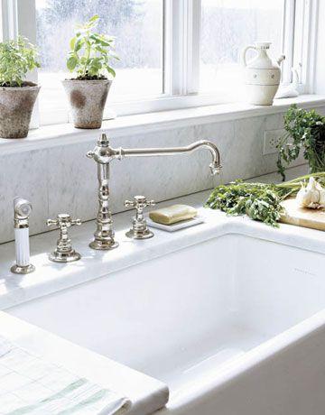 Nice: Interior Design, Kitchen Update, Hardware Faucets Sinks, Farmhouse Sinks, Kitchen Sinks, Kitchen Ideas, Farm Sinks