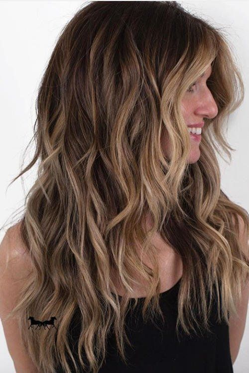 15 Gorgeous Examples Of Lowlights For Brown Hair That Are Perfect For Fall Hair Highlights And Lowlights Brown Hair With Blonde Highlights Brown Hair With Lowlights