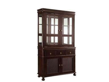 Shop for Coaster Buffet/Hutch, 104114, and other Dining Room Cabinets at Hickory Furniture Mart in Hickory, NC.
