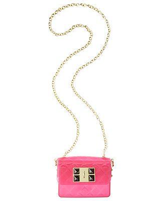 Steve Madden Blucie Jelly Crossbody - Handbags & Accessories - Macy's