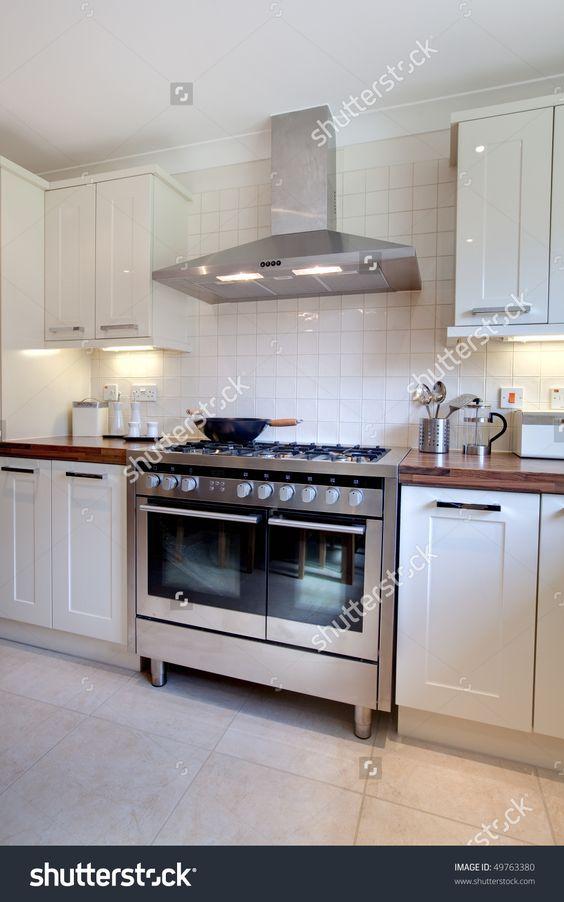 Image result for range cooker in contemporary kitchen Kitchens - preisliste nobilia küchen