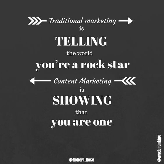 Marketing Quotes: Traditional Marketing And Advertising Is Telling The World